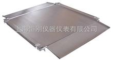 自带引坡地磅秤(1.5m×2.5m)