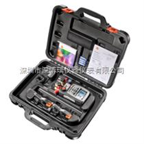testo 570-2新型的testo 570 電子歧管儀(電子壓力表組)|testo 570-2