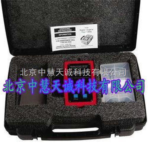 静摩擦系数测试仪 数字式测滑仪 防滑系数检测仪 防滑仪 美国  型号:ASM825A