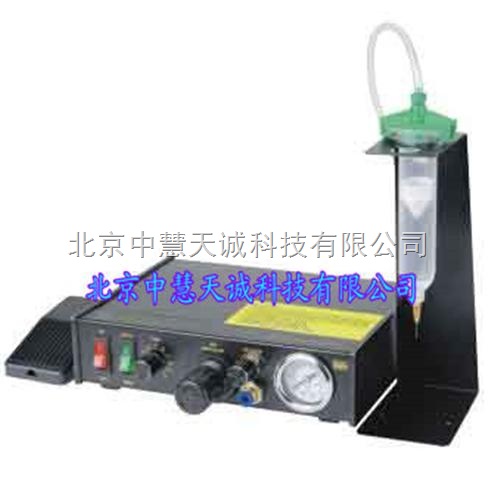 半自动点胶机/定量点胶机/手动点胶机 型号:XCTH-2004KB