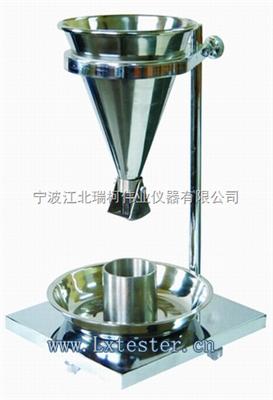 云南磨料堆積密度測定儀,超硬材料堆積密度測定儀,堆積密度儀