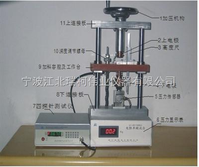 電阻率測試儀 ,粉末電阻率測試儀,粉末電阻率測定裝置