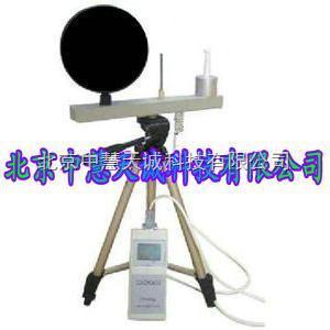 湿球黑球温度指数仪|WBGT指数仪 型号:JKC-DLY-09