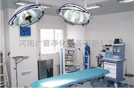 手术室布局与设施 门诊手术室布局平面图 手术室环境和布