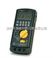 YOKOGAWA CA12E 温度校验仪