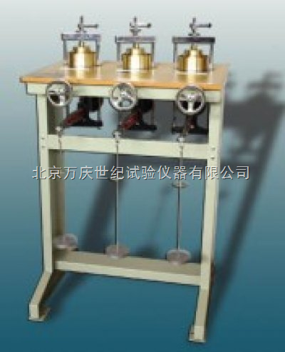 WG-1C三联低压单杠固结仪