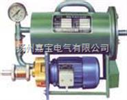 轻便式滤油机