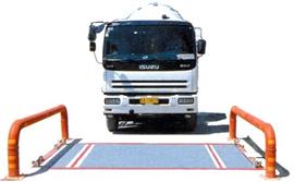 SCS上海固定式汽車衡