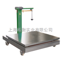 TGT上海机械磅秤(2吨机械磅秤)老式机械秤、单标机械秤、3T手推磅秤