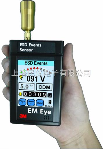 美国SCS CTM048-21静电放电探测仪