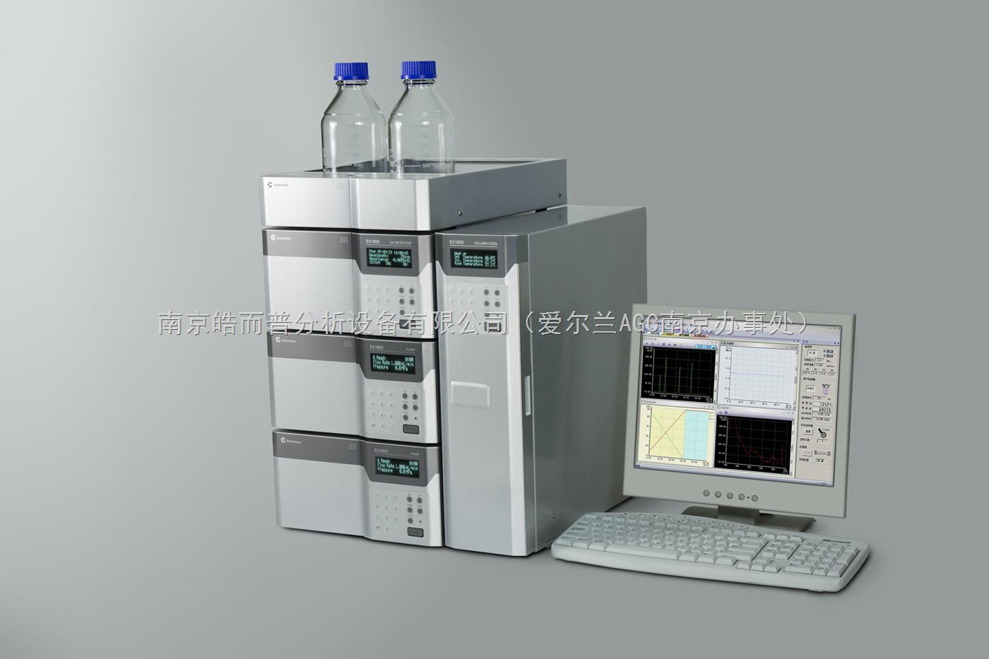 EX1600 二元高压梯度液相色谱仪
