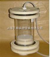 中压大型有机玻璃层析柱(带分布系统)柱内压可到(3-5bar)