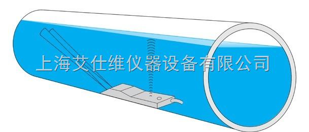 超声波面积流速流量计