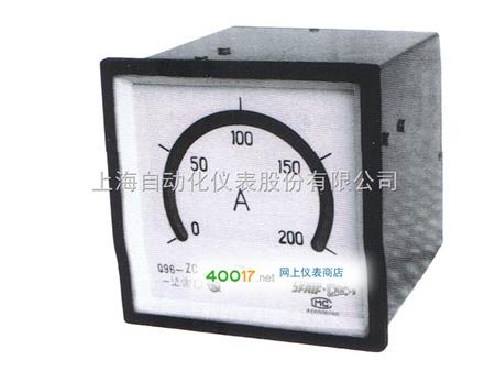 q96-zc_g 光柱式直流电流电压表