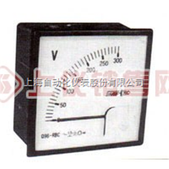 Q72-RBC 交流电压表