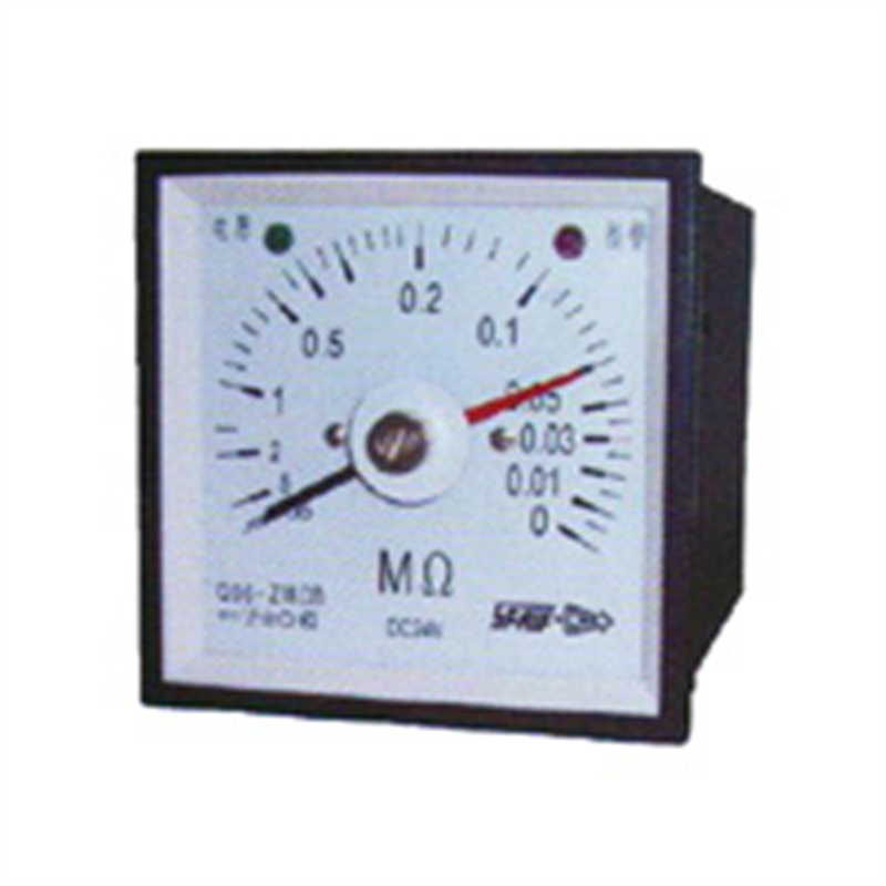 直流电网绝缘监测仪Q72-ZMΩB