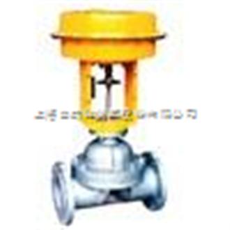 ZMBT-10 气动薄膜隔膜调节阀