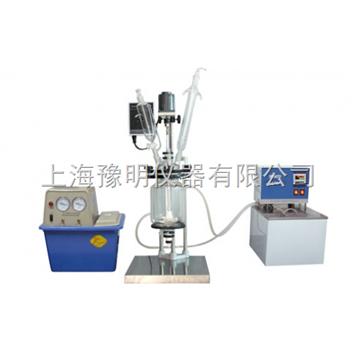 YM-1L雙層玻璃反應釜