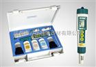 CL200+美国配置pH、余氯、ORP三种电极自动校准温度补偿数据储存笔式余氯计