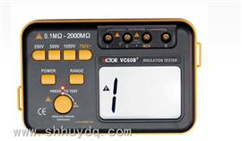 上海絕緣電阻測試儀60B+