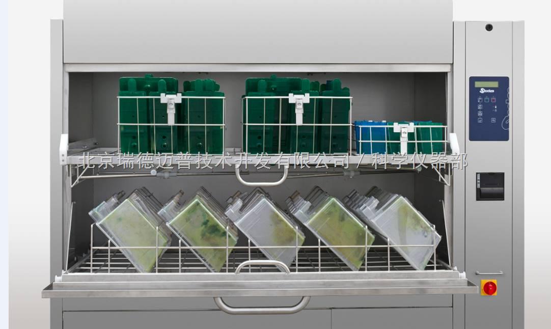 斑马鱼饲养盒清洗消毒机