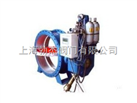 DX7K41H/X型蓄能罐式液控緩閉止回蝶閥
