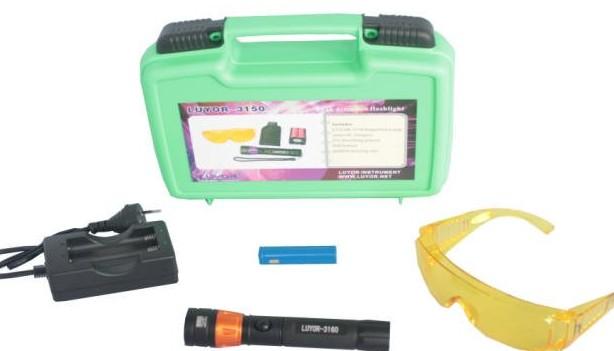 路阳LUYOR-3160手持式荧光检漏灯价格