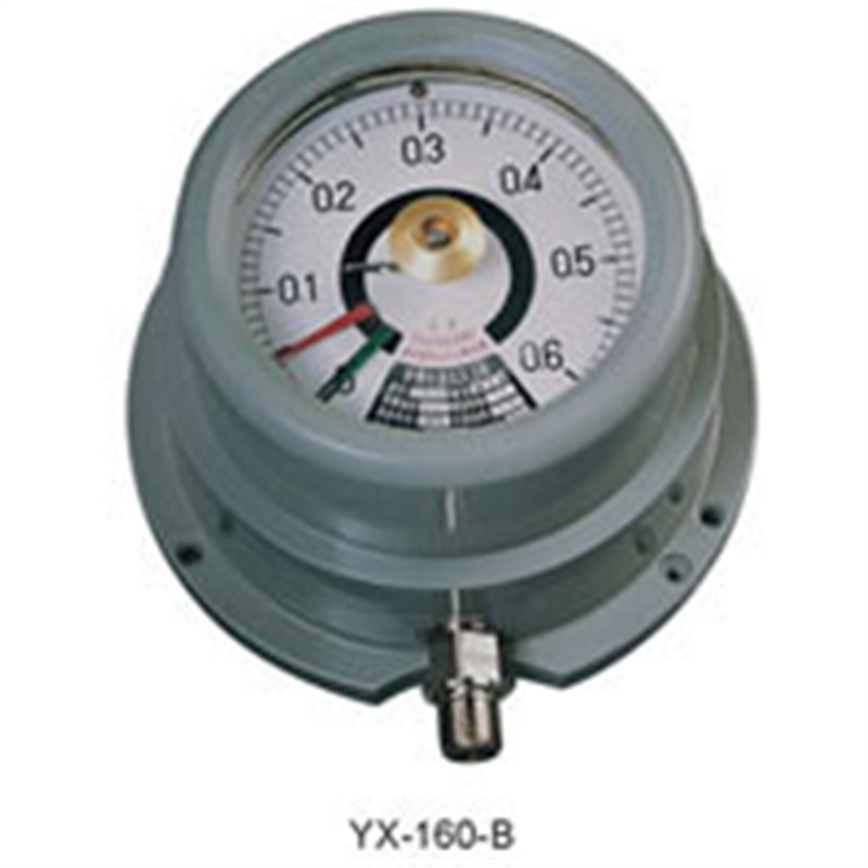 防爆电接点压力表上海自动化仪表四厂YX-160-B