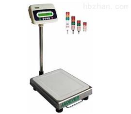 XK500公斤帶三色報警燈電子臺秤