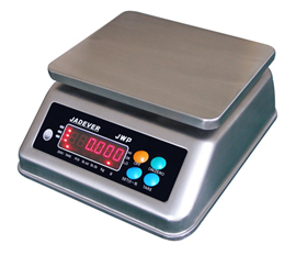 ACS30KG防水不銹鋼電子桌秤