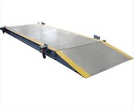 SCS80T移動式電子汽車衡
