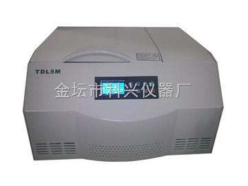 TDL5M台式低速离心机