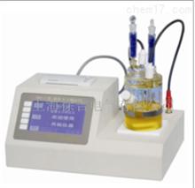 GWS-105上海油微水测定仪厂家