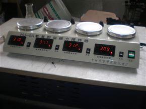 HJ-4A多头恒温磁力加热搅拌器