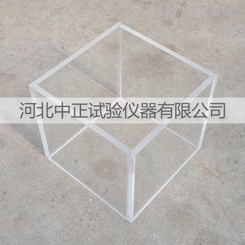 砂基透水砖透水时效试验罩(高度可定做)