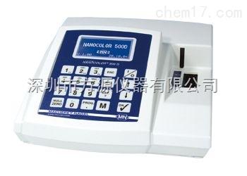 便携式多功能水质分析仪500D