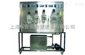 单釜与三釜串联返混性能测定设备|化工实验设备