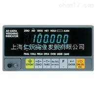 AD4401A显示器AD-4401转换器 控制仪表AND4401接口输出