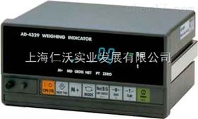 AD-4329称重显示器AND控制器-AD-4329称重显示器