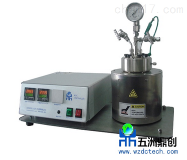 DCC实验室不锈钢反应釜 鼎创法兰式高压小型釜