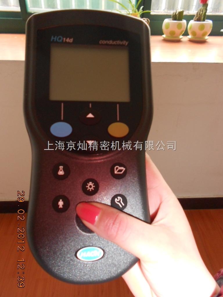 HQ14D便携式电导率仪