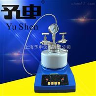 上海予申非标型带搅拌水热合成反应釜