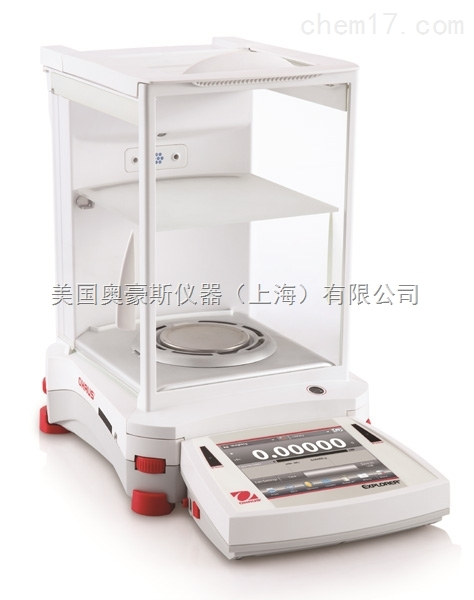 奧豪斯EX225DZH/AD Explorer® 準微量天平