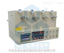 GSL-1700X-MGI-4小型4通道管式爐(爐管直徑25mm,溫度1700℃)