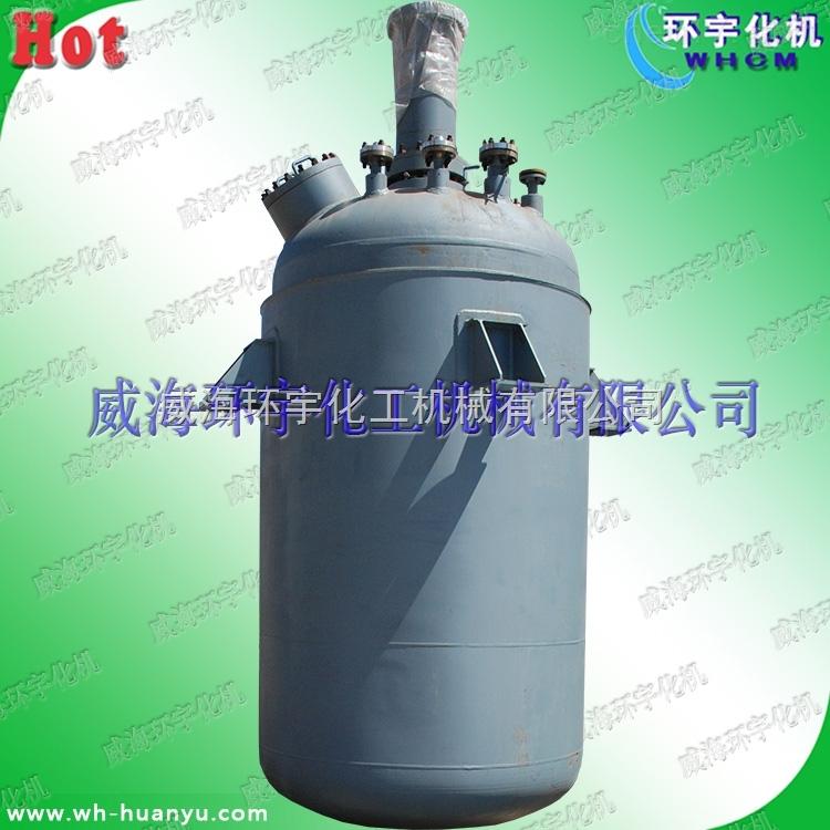 8000L钛材复合板反应釜