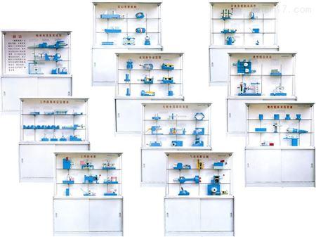 第七柜 气动夹具实例 气动夹紧装置,调速器,气动卡盘的传动装置,活塞