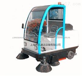 BL-1800半封閉駕駛式電動道路清掃車