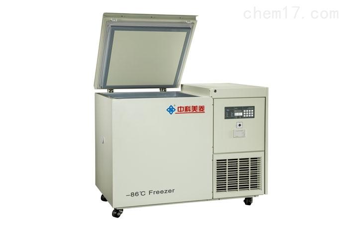 中科美菱DW-HW138、-86℃卧式低温冰箱