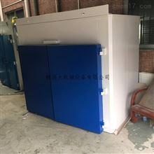 500度双门防爆节能烘箱,新远*高温电炉,玻璃制品焗炉生产商