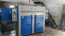中型玻璃烘箱,双门丝印烤箱,订做不同材质节能工业组合恒温焗炉